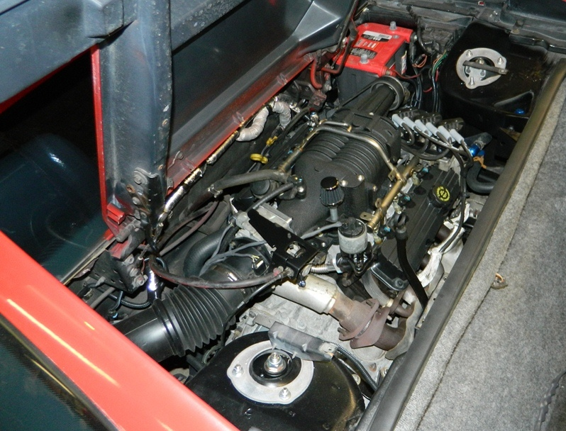 Eng on 3800 Series 3 Crate Engine